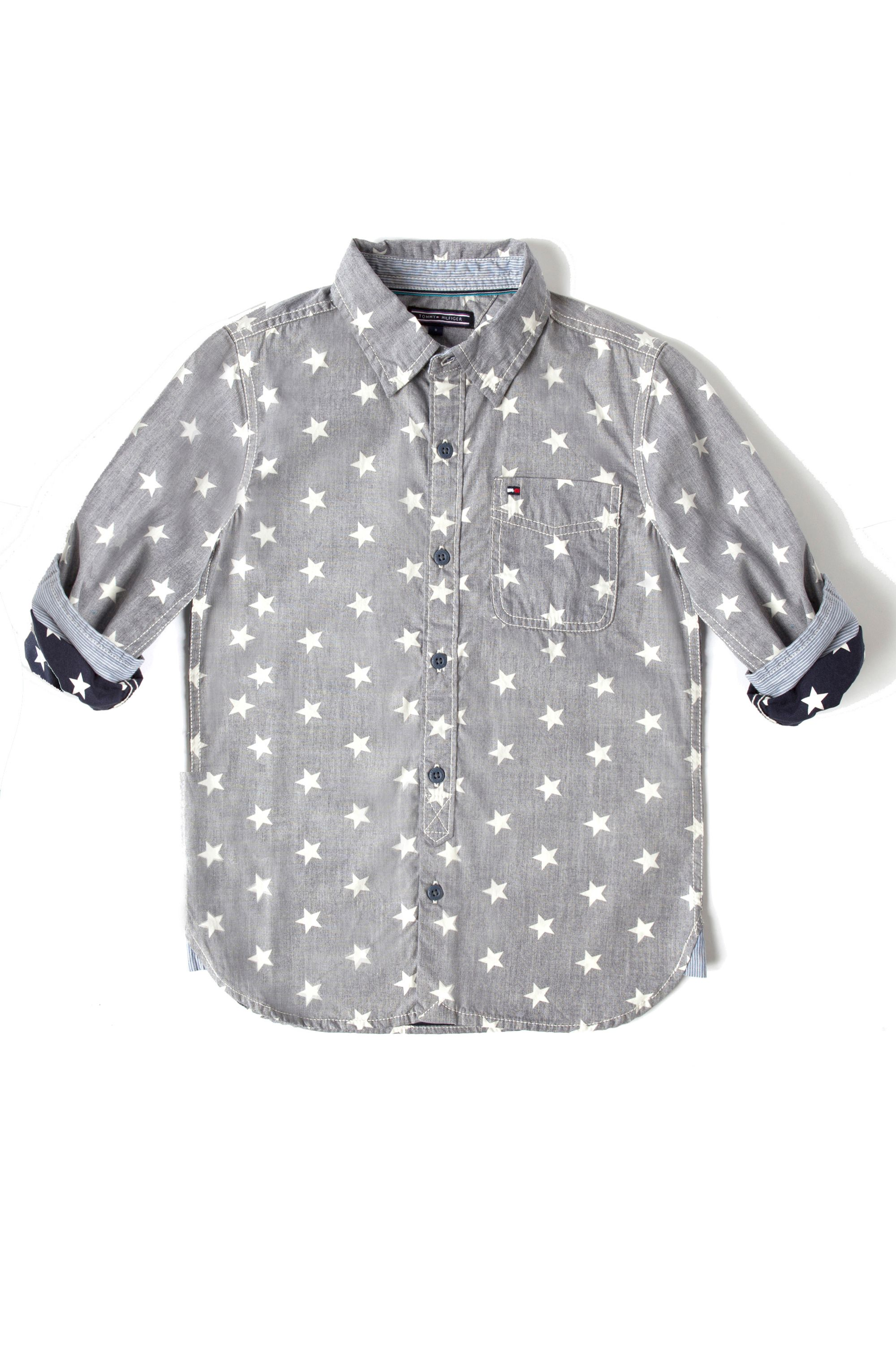 Boy`s brook shirt
