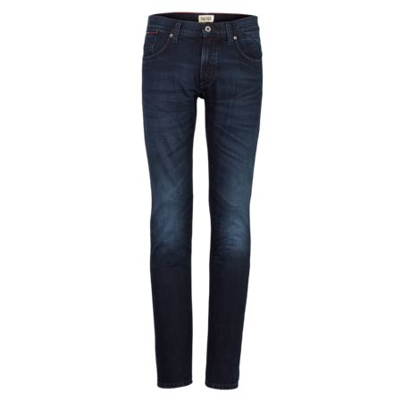 Tommy Hilfiger Dark Wash Mid Rise Jeans