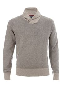 Sid shawl neck jumper