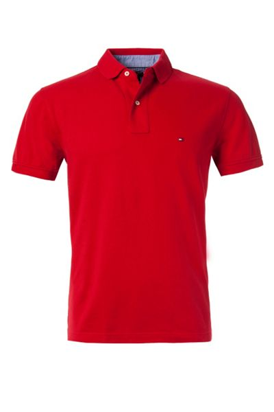 Tommy Hilfiger Tommy short sleeve polo