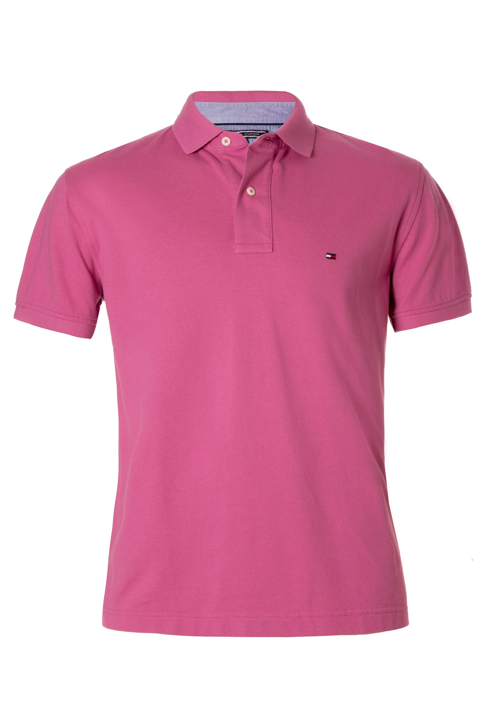 Tommy short sleeve polo