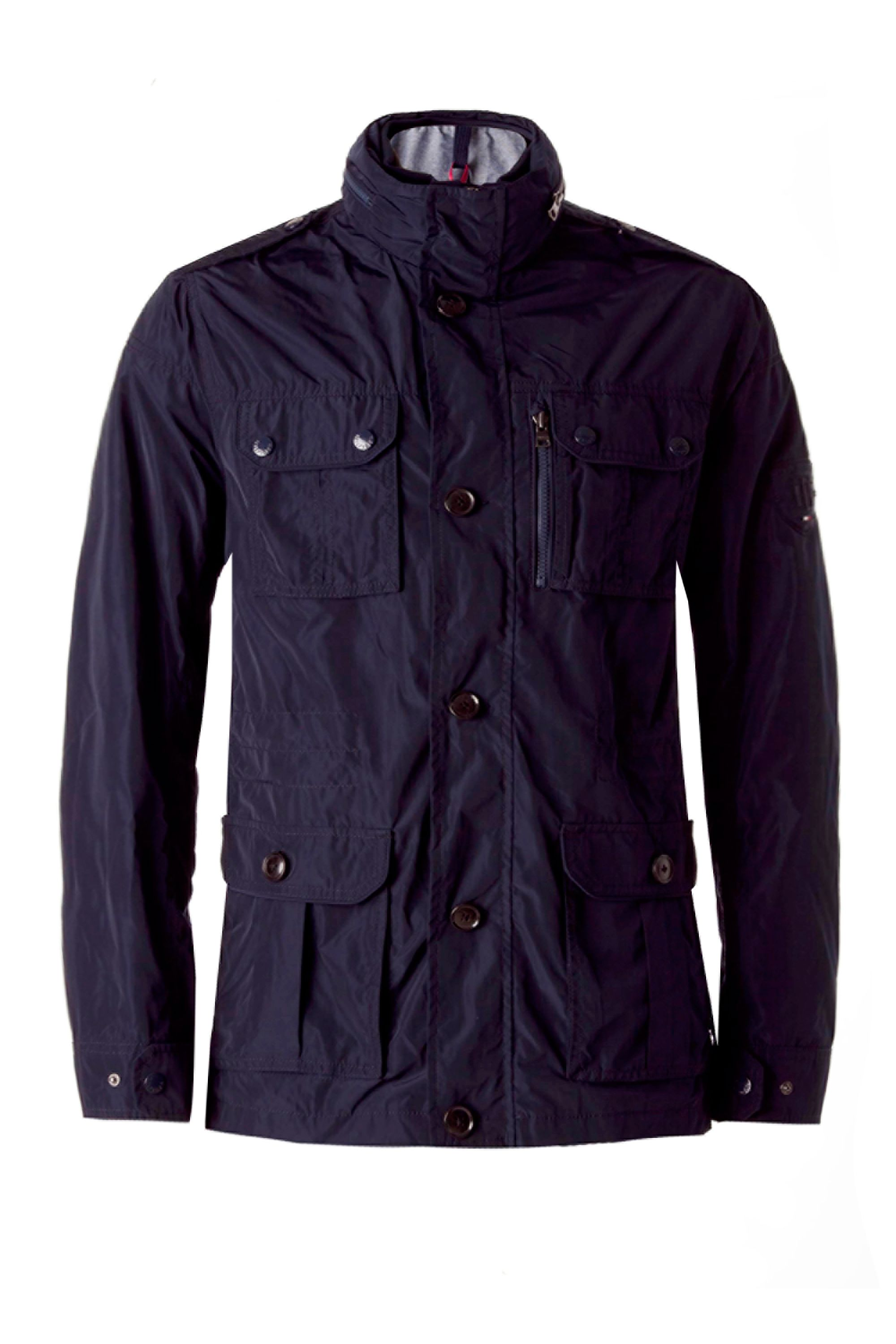 Calder airfield coat