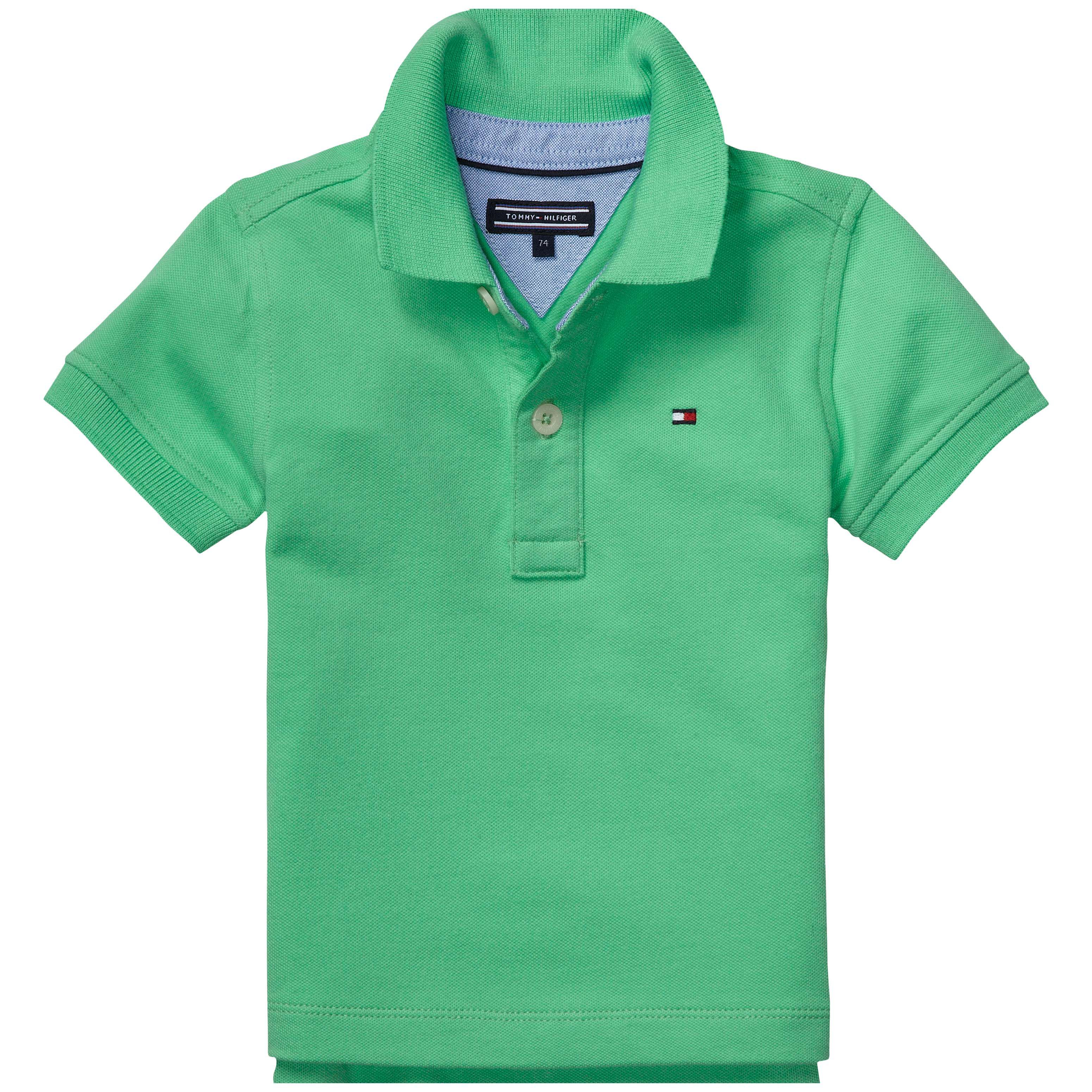 Boy`s classic polo shirt