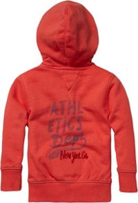 Boy`s hooded sweatshirt