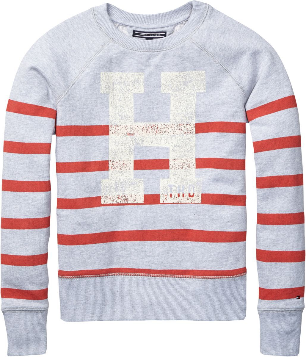 Boy`s hanford stripe sweater