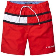 Boys flag swim short