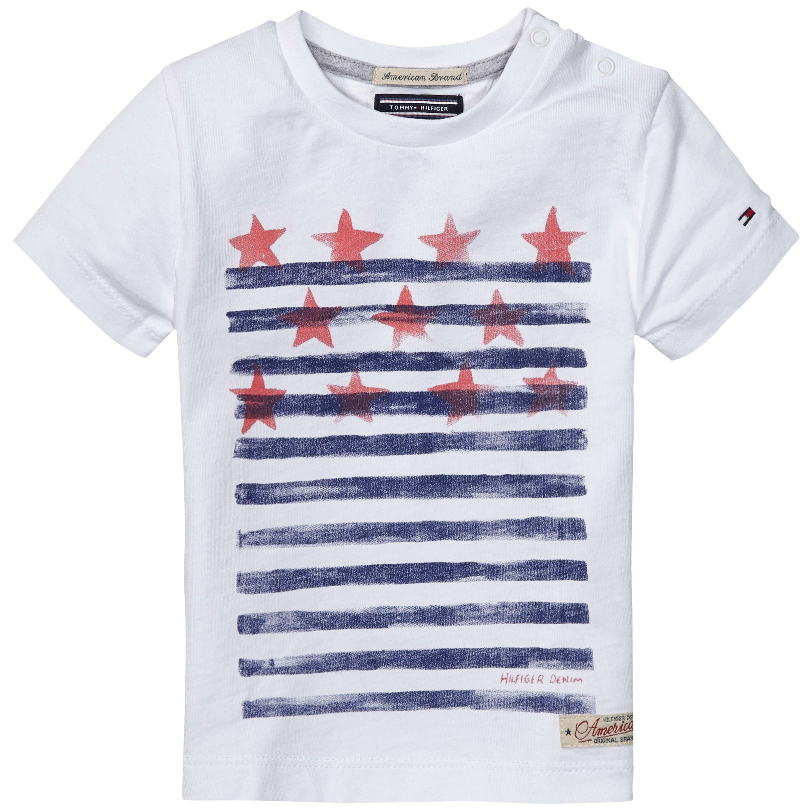 Boy`s flag  t-shirt