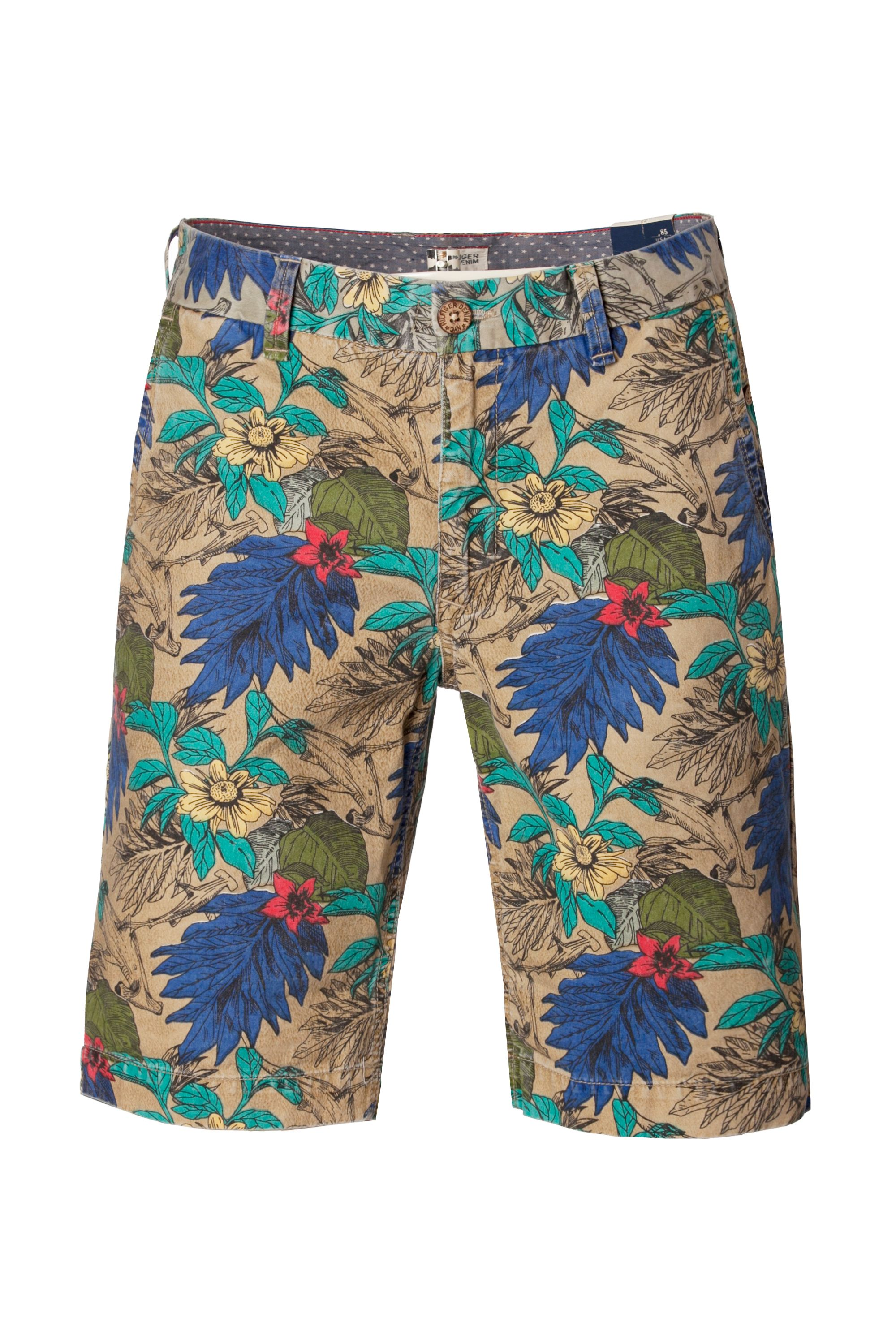 Freddy flower print short