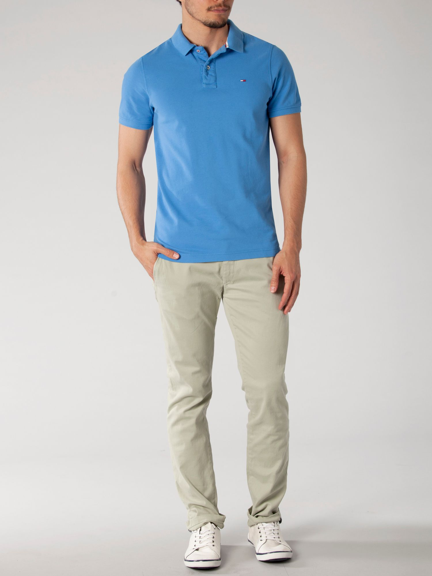 Ferry skinny fit chino