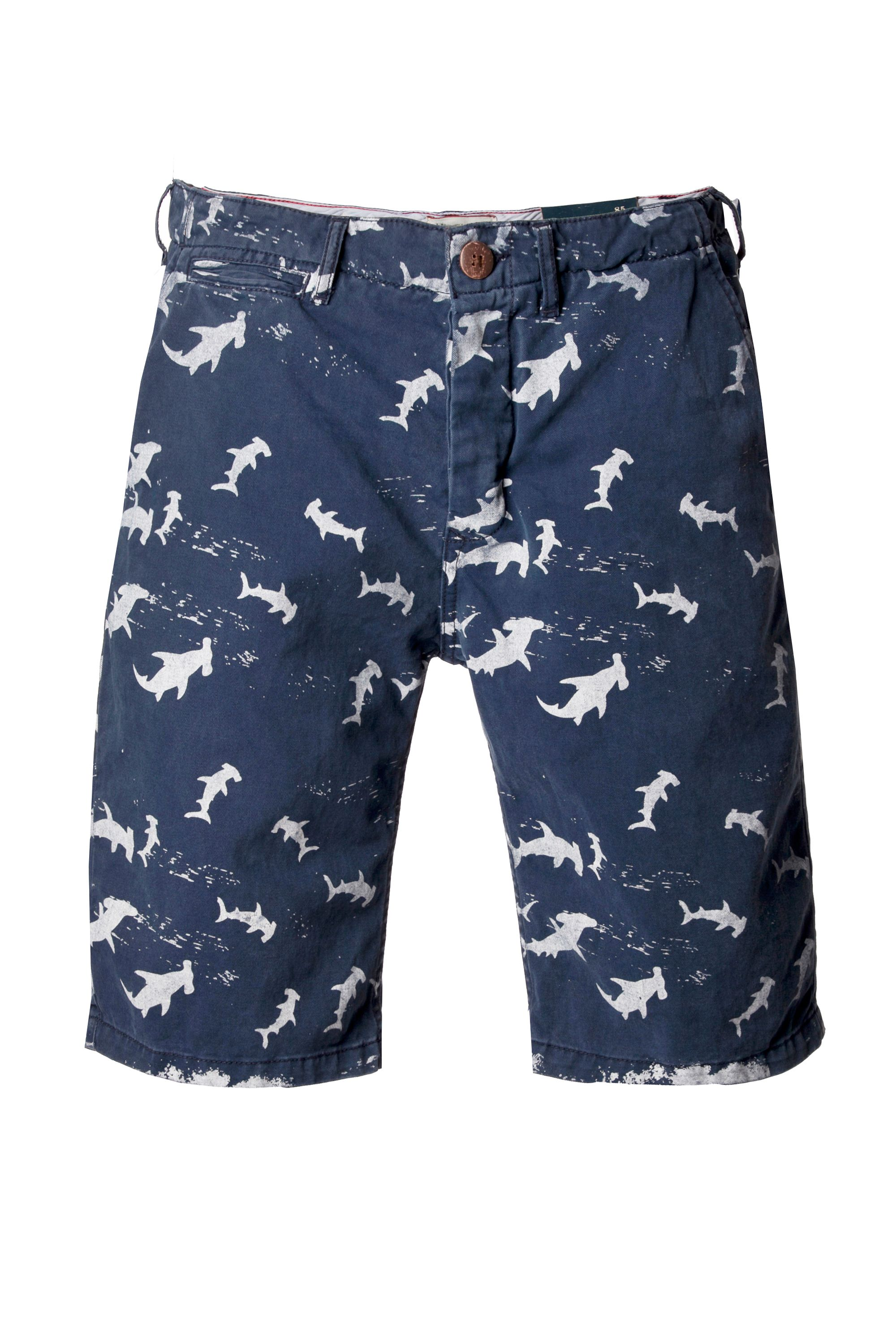 Rock shark short