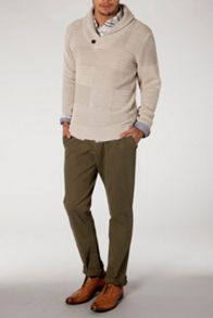 Mercer chino boston twill