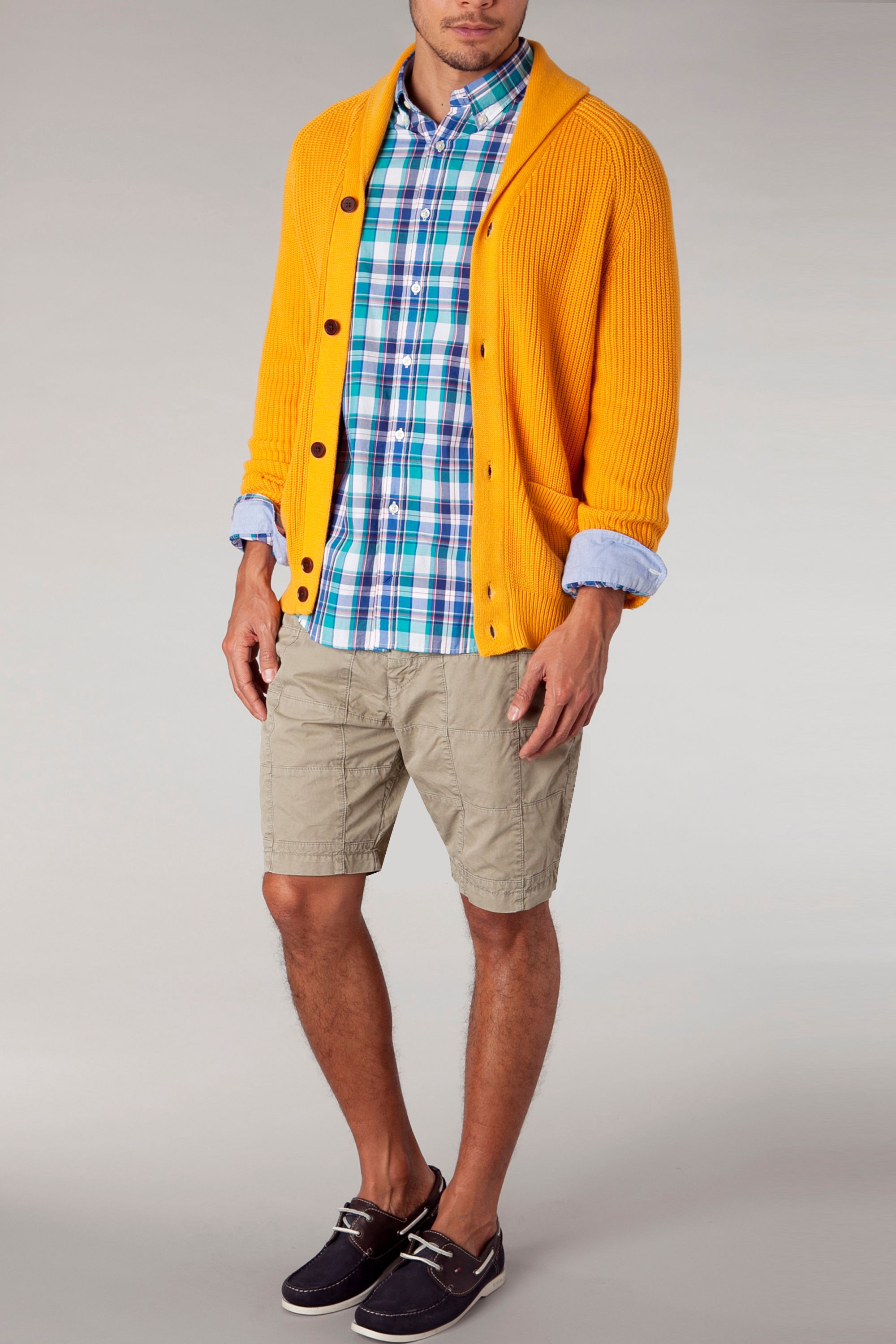 Addison shawl cardigan