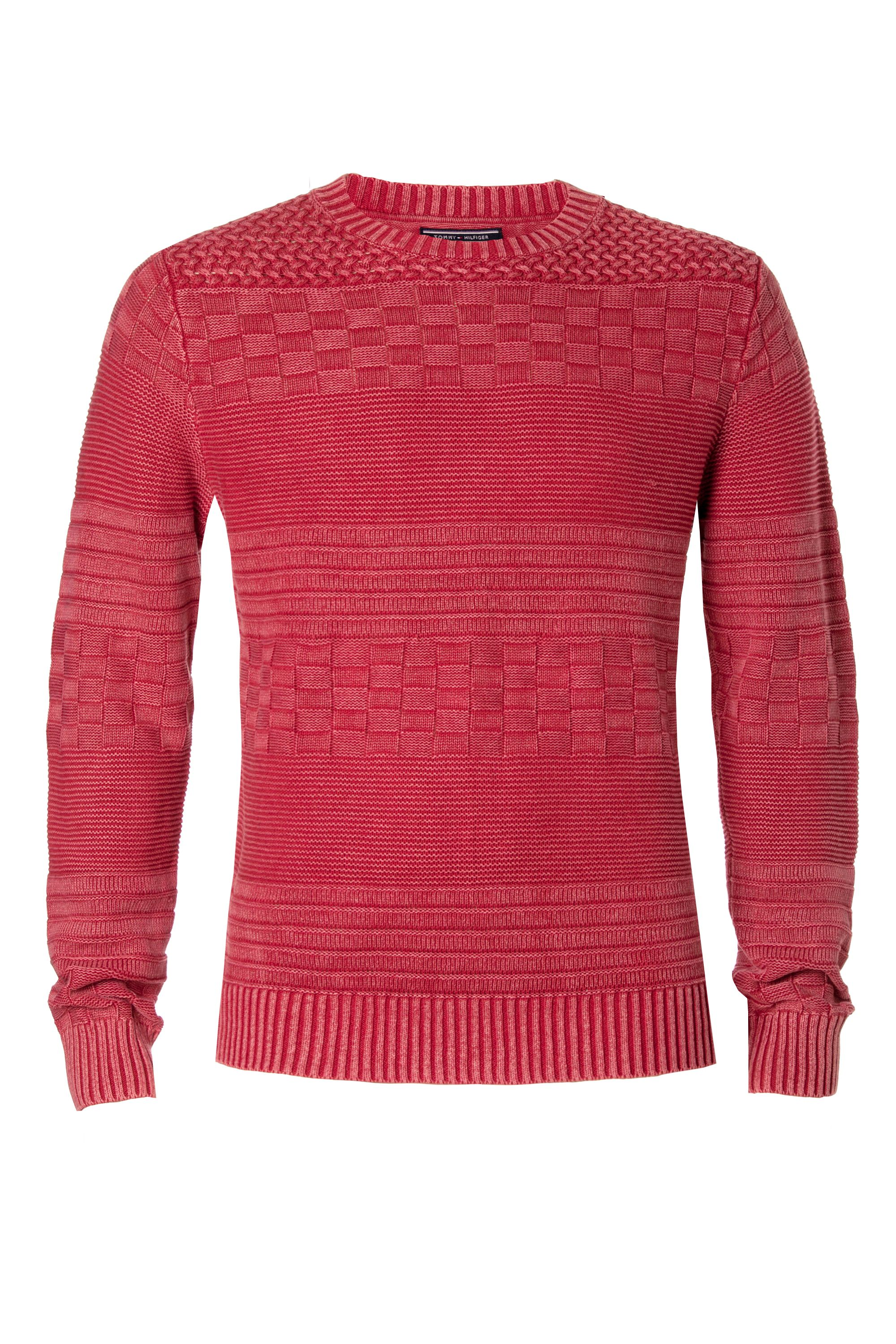 Baxter crew neck jumper