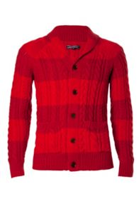 Hampton shawl neck cardigan