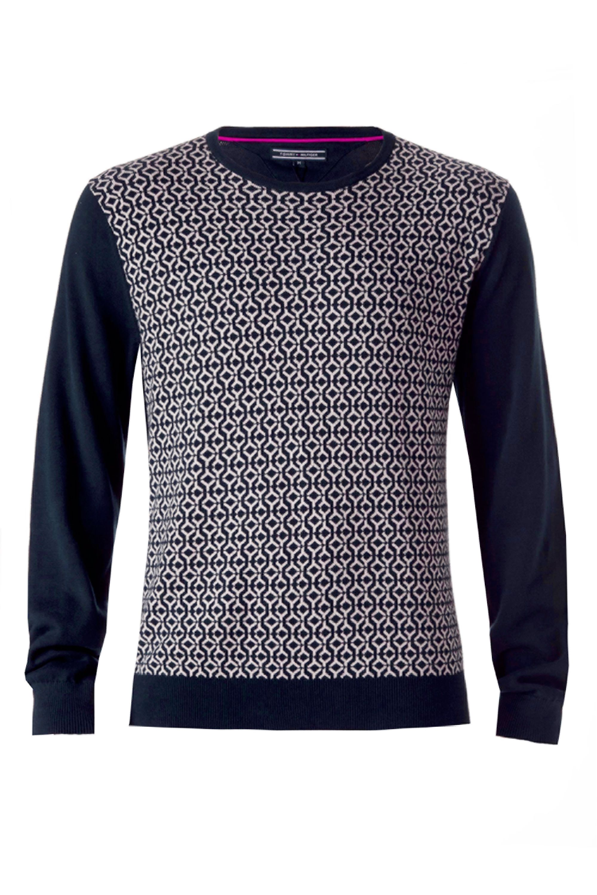 Zac crew neck jumper