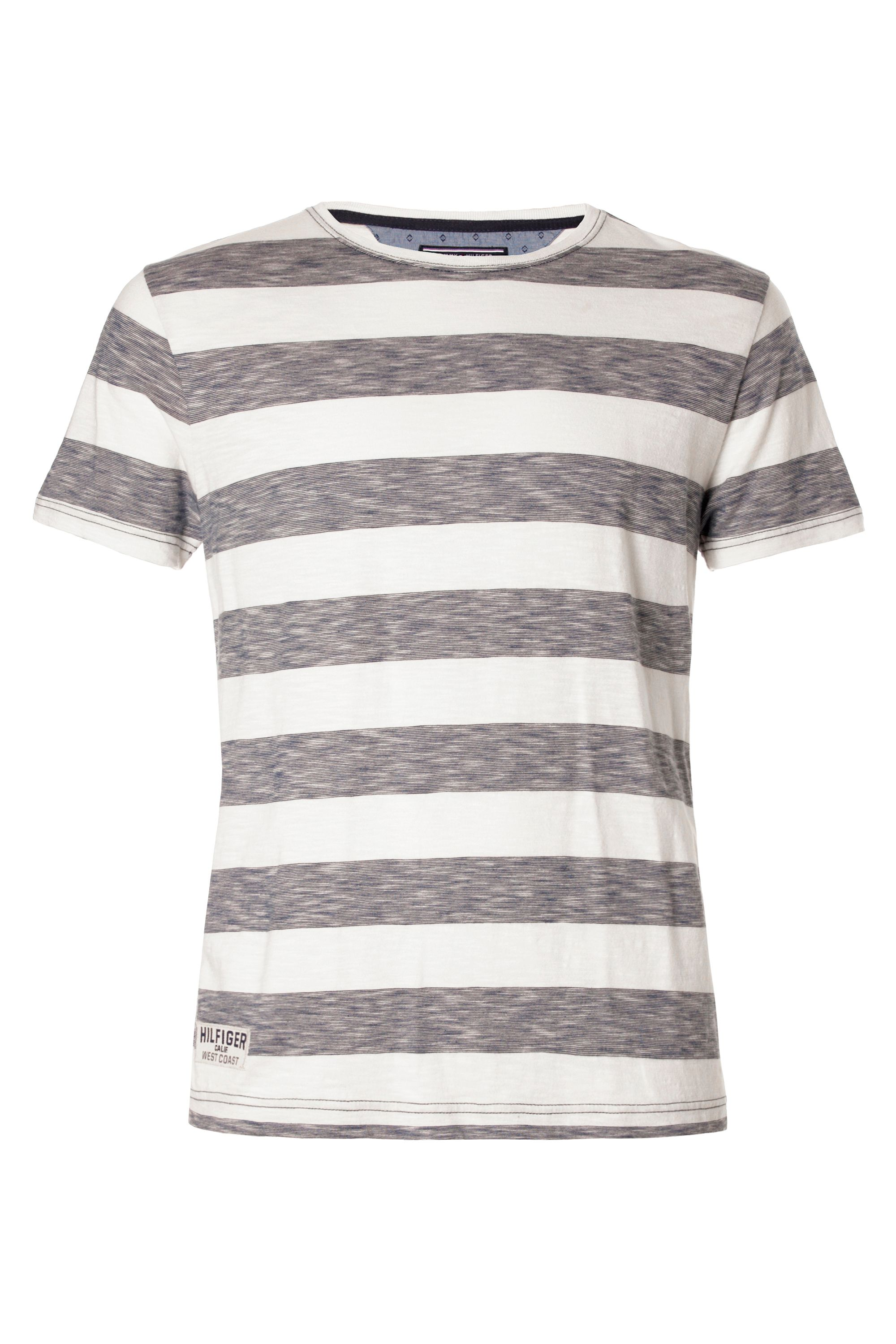 Darrel stripe t-shirt