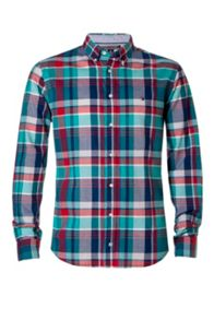 Fayo check shirt