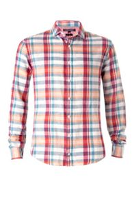 Aiden check shirt