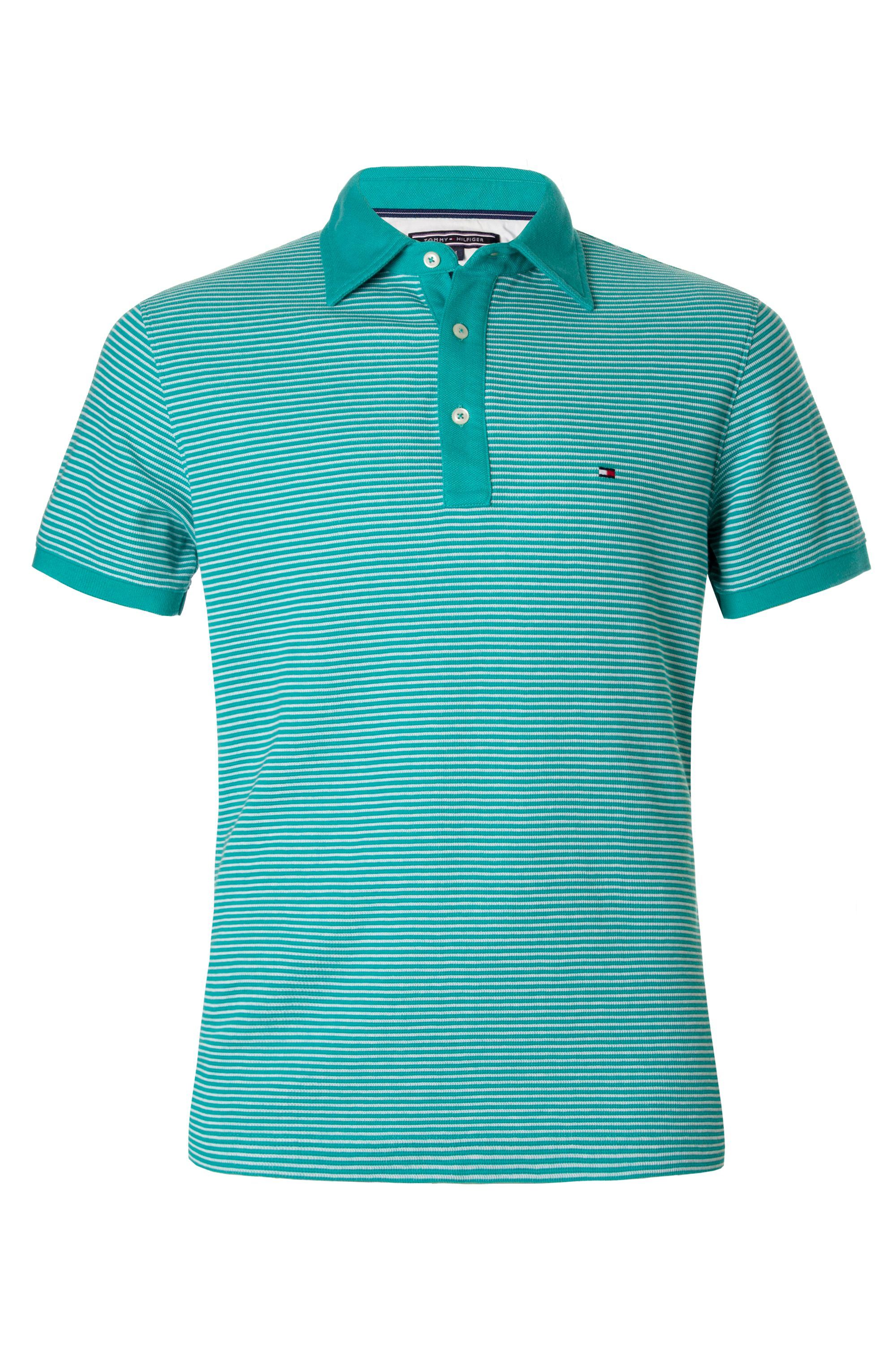 Sander stripe polo