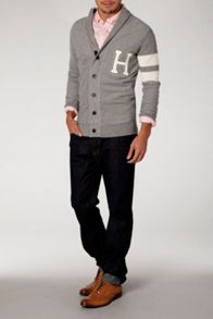Penley shawl neck cardigan