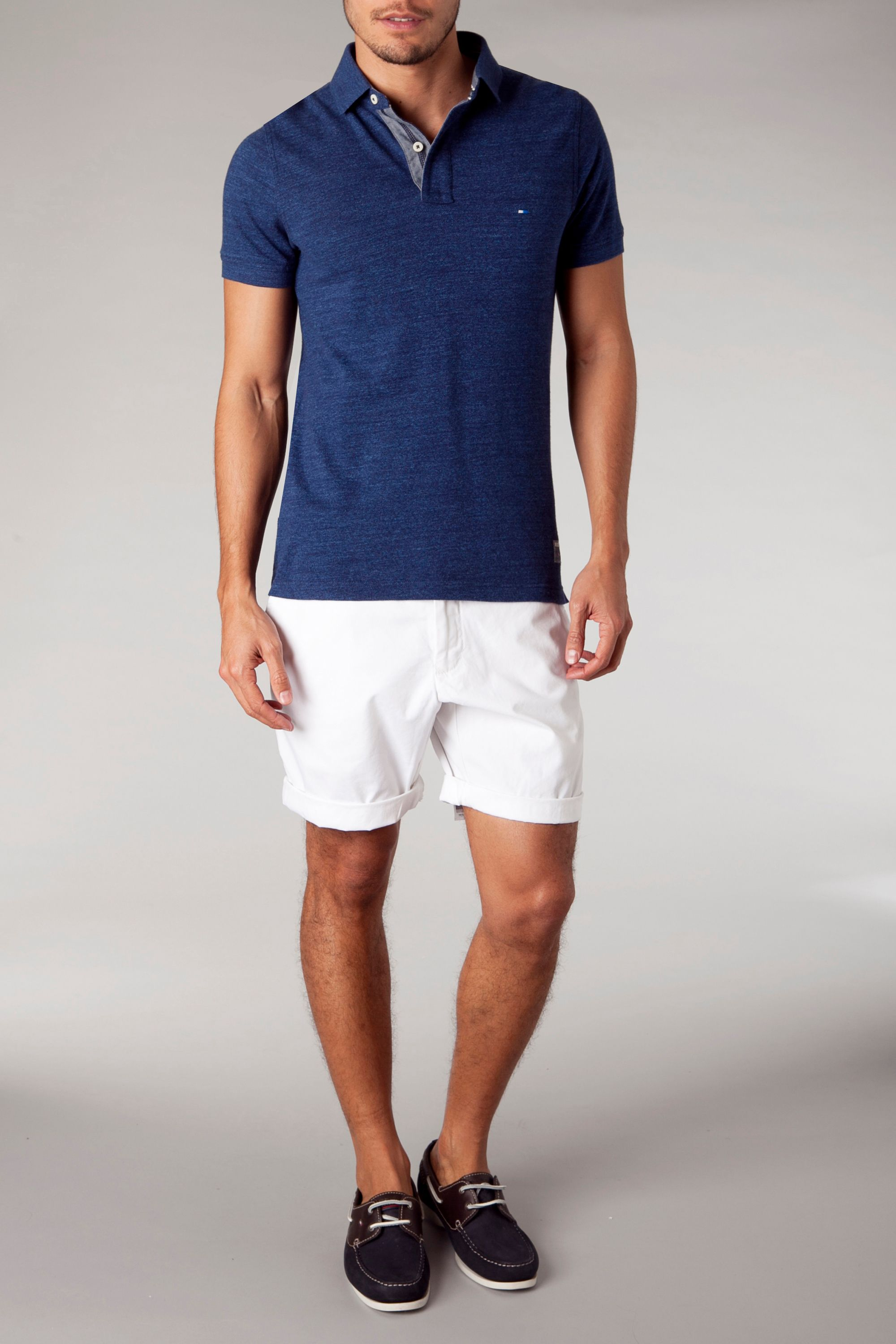 Lance short sleeve polo