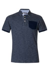 Roderick stripe polo