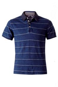 Rogan stripe polo