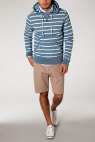 Ika stripe sweatshirt