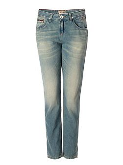 Carrie tapered jeans