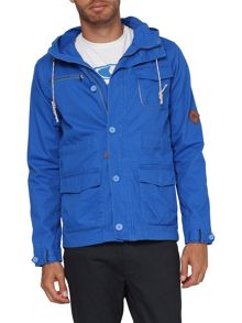 Off Shore Casual Showerproof Full Zip Field Jacke