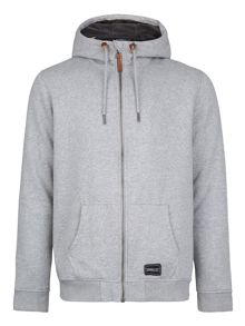 The Tracks Superfleece Plain Jumper
