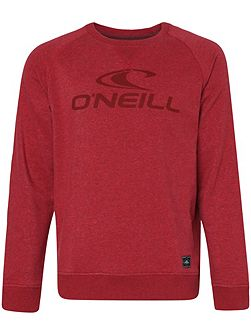 Men's O'Neill Pacific Coast Highway Print Crew Neck