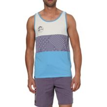 O'Neill O`Riginals Tranquil Pattern Crew Neck Tank Top