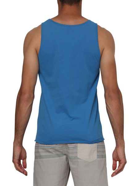 O'Neill Thirst For Surf Print Crew Neck Tank Top