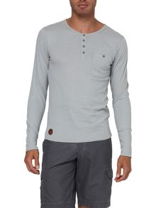 O'Neill O`Riginals Market Plain Y Neck Slim Fit T-Shirt