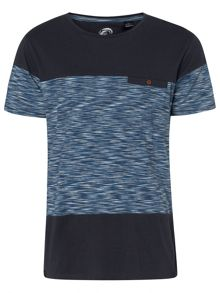 O'Neill O`Riginals Stratum Pattern Crew Neck T-Shirt