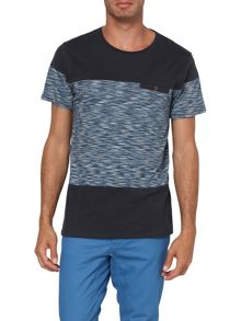 O`Riginals Stratum Pattern Crew Neck T-Shirt