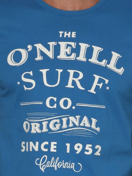 O'Neill The Arc Print Crew Neck Regular Fit T-Shirt
