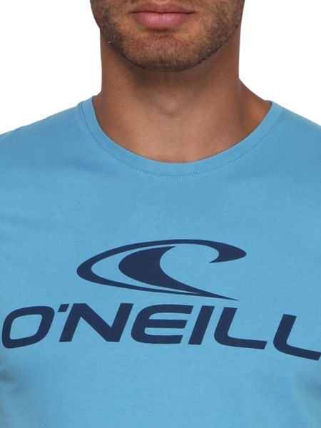 O'Neill Logo Print Crew Neck Regular Fit T-Shirt