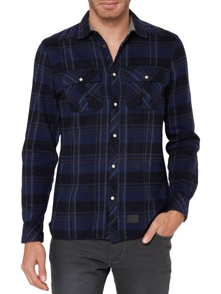 O'Neill Violator Flannel Check Shirt