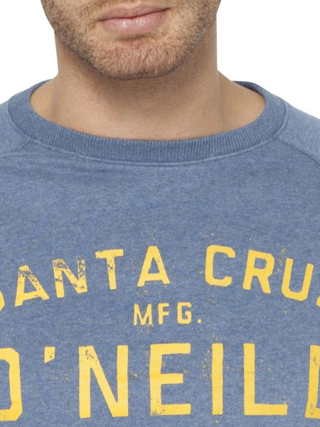 O'Neill Santa Cruz Crew sweat