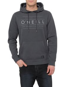 O'Neill Pacific Coast Highway Oth Script Sweat