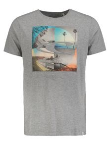O'Neill Capture frames t-shirt