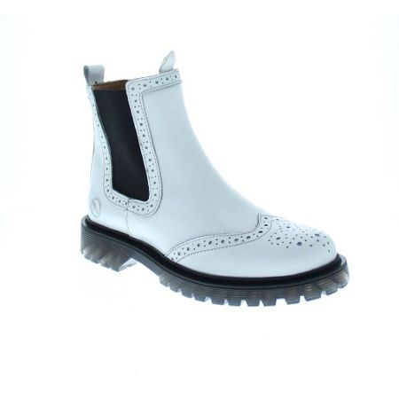 Bronx Leather chelsea boot
