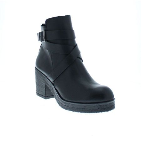Bronx Leather ankle boot