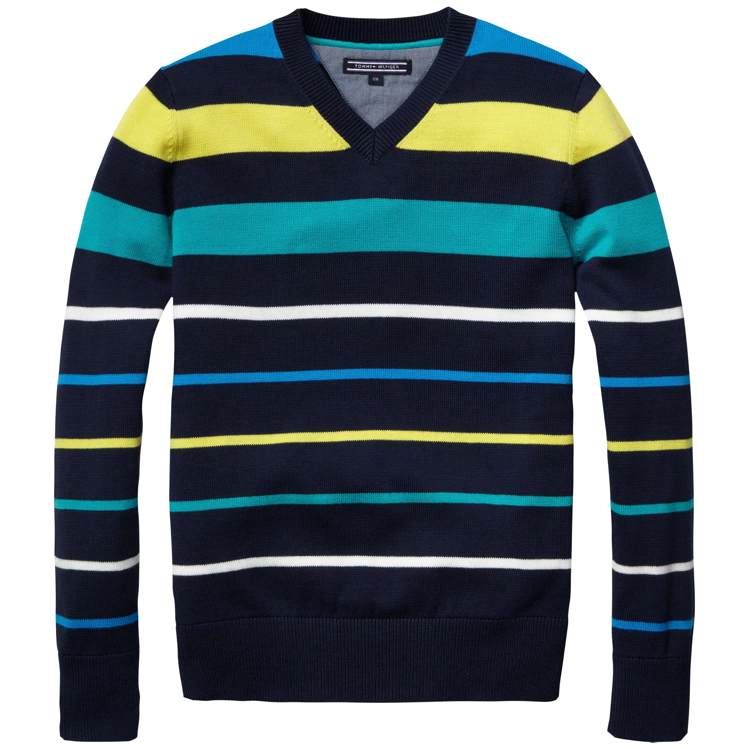 Boys louis stripe sweater