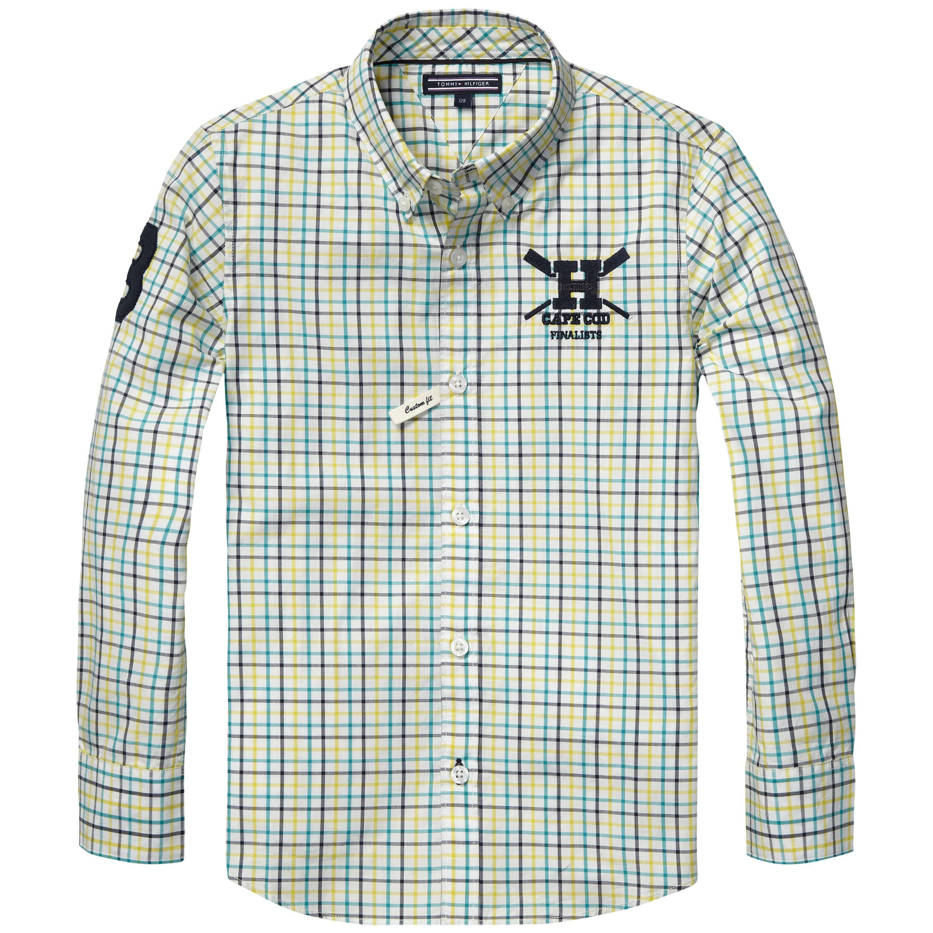 Boys iggy check shirt