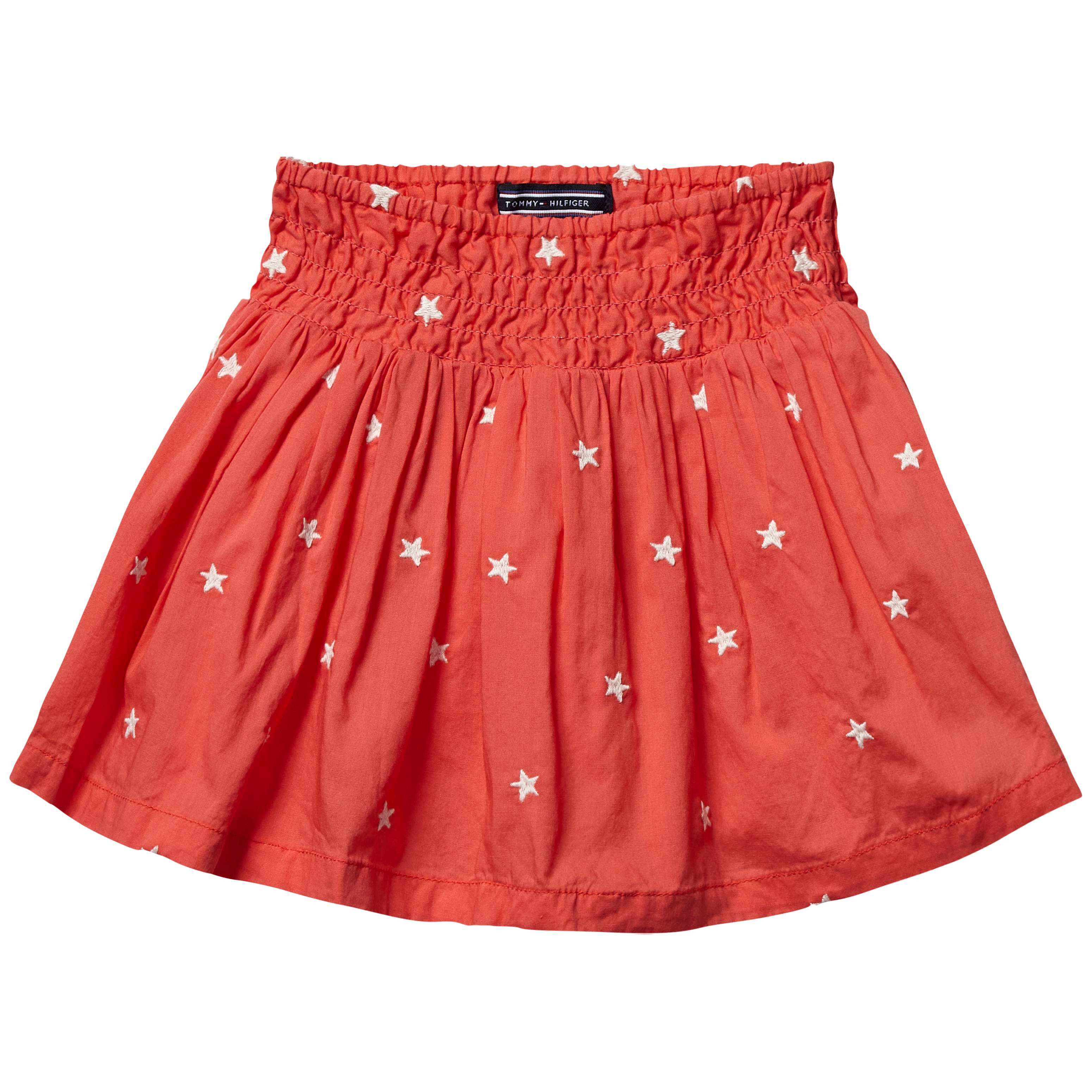 Girls sandy star mini skirt