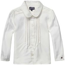Girls mini solid shirt