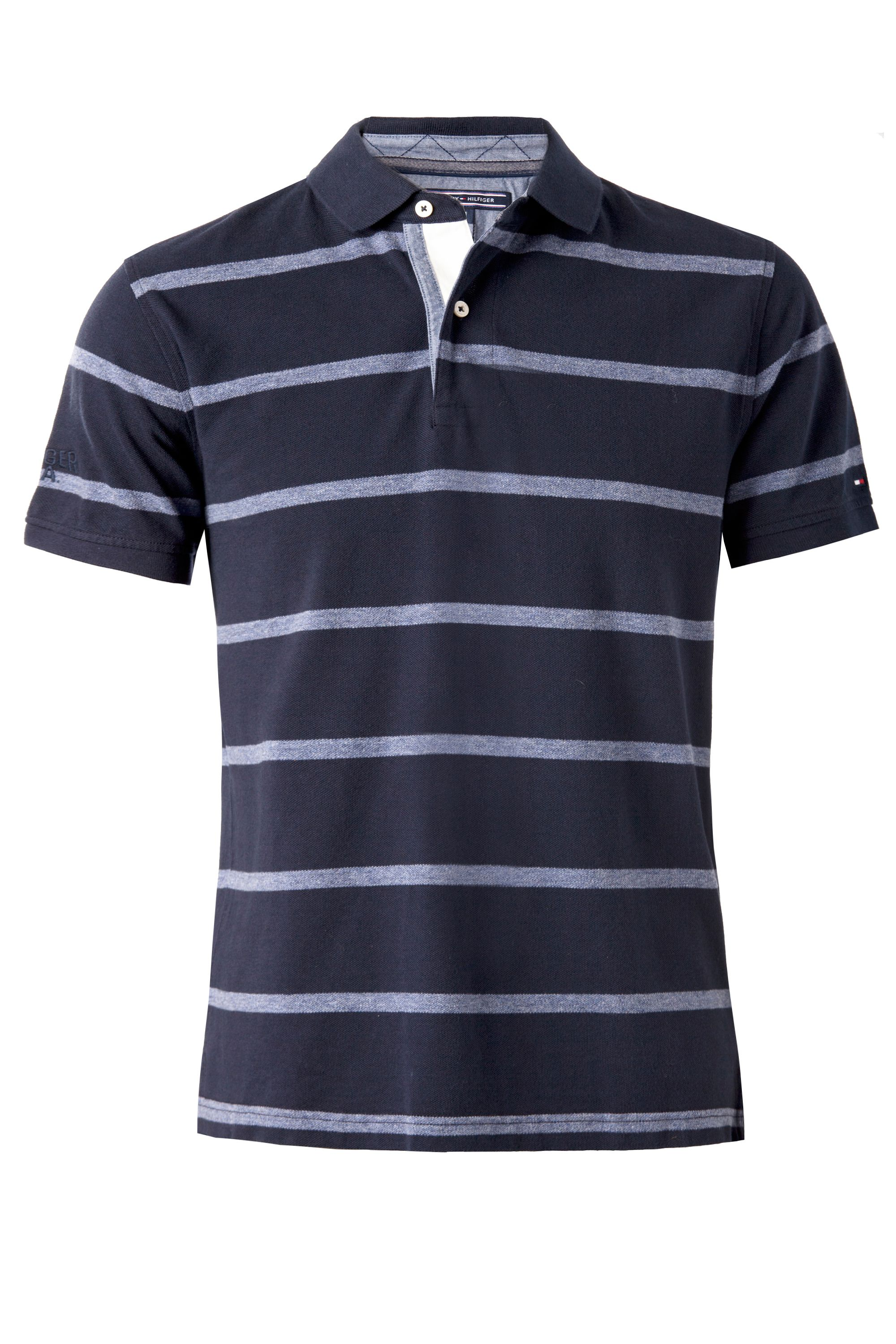 Senna short sleeve polo